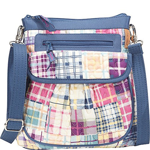 Donna Sharp Chloe Crossbody (Madras)