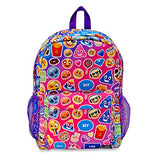 "Top Trenz Emojicon Funk Backpack Version 1 (19""X13"")"
