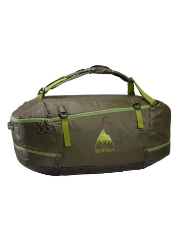 Burton MULTIPATH DUFFLE 90 KEEF COATED Travel Duffle, 72 cm, 90 liters,Keef Coated