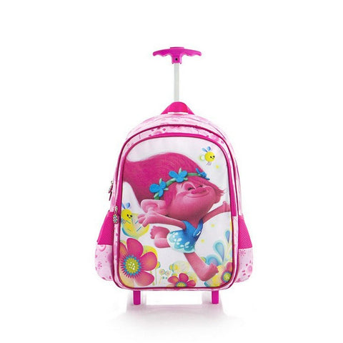 Heys America Unisex DreamWorks Trolls Kids Travel Bag Pink One Size