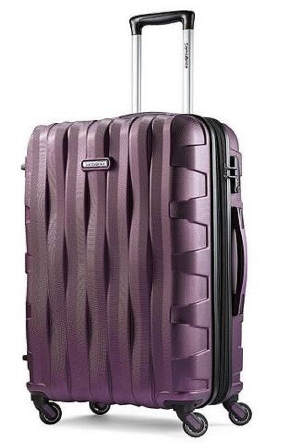 "Samsonite Ziplite 3.0, 28"", Hardside Spinner Luggage (Purple)"