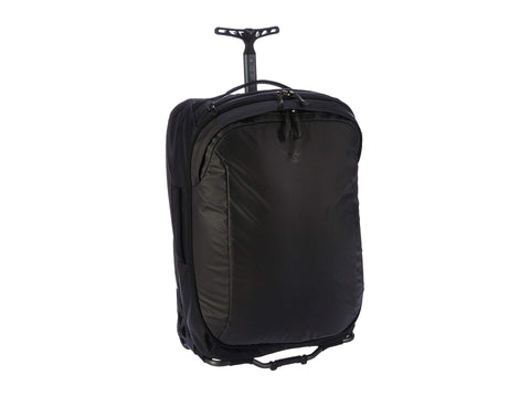 Osprey Packs Transporter Wheeled Carry On Luggage, Black