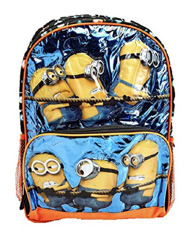 Despicable Me Minions 3D Full Size Backpack - Kids