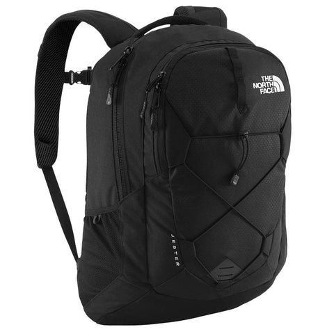 The North Face Jester Laptop Backpack 15 Inch- Sale Colors (TNF Black)
