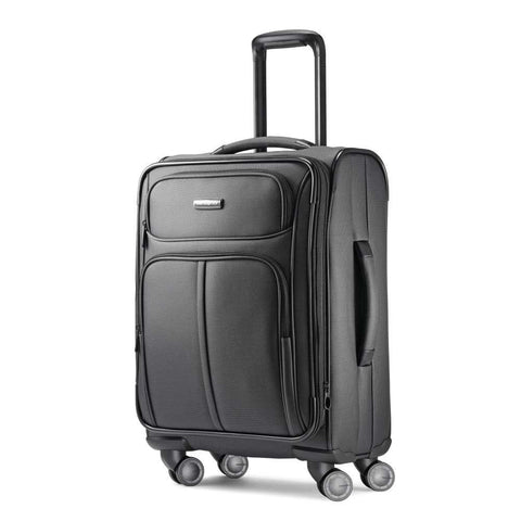 Samsonite Leverage LTE Spinner 20 Carry-On Luggage, Charcoal