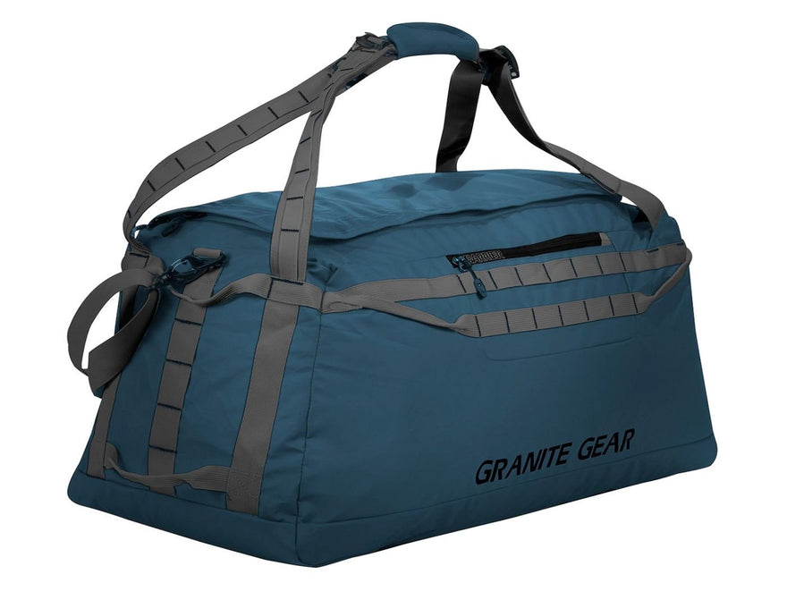 "Granite Gear 30"" Packable Duffel - Basalt/Flint"