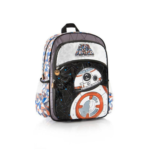 Heys Star Wars Backpack Kids Multicolored School Bag 16 Inch