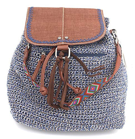 Avalon Convertible Crochet Backpack