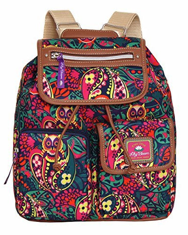Lily Bloom Riley Multi-Purpose Backpack (OWLIVER TWIST)