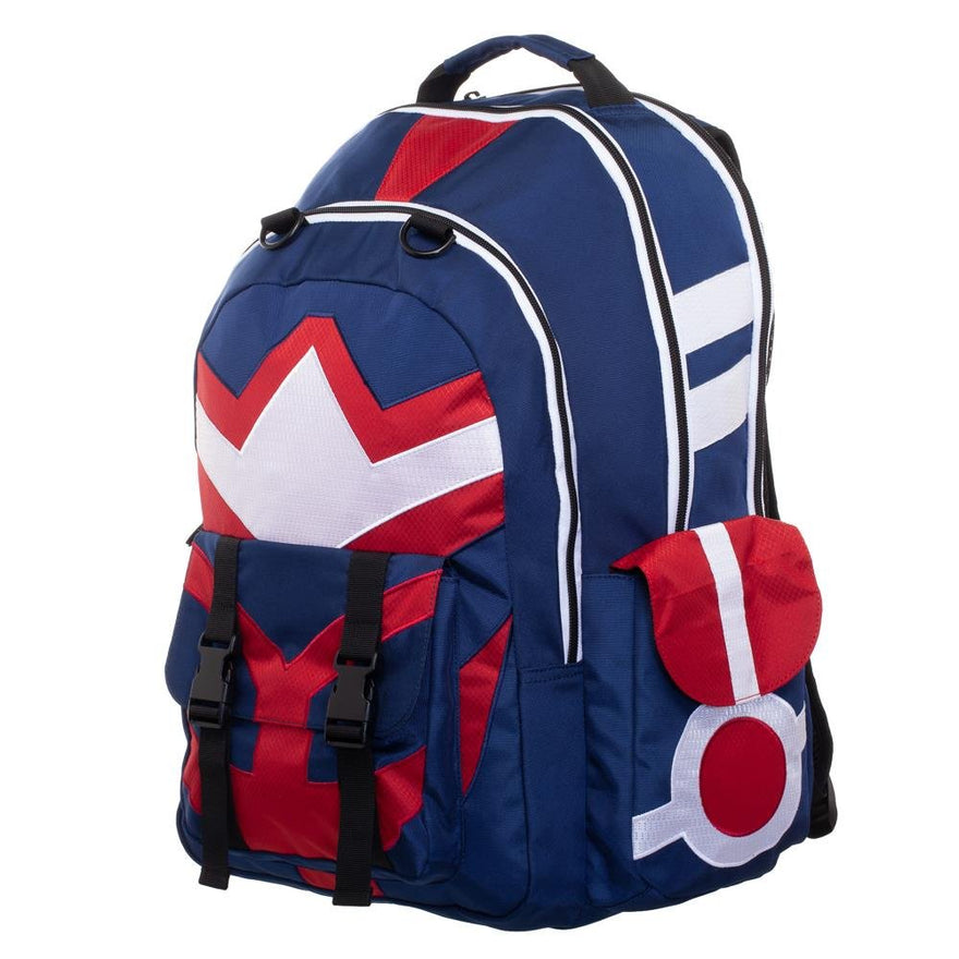 My Hero Academia Backpack Inspired By Toshinori Yagi - All Might Backpack