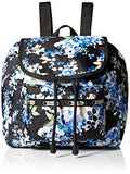 LeSportsac Small Edie Backpack, Flower Cluster, One Size