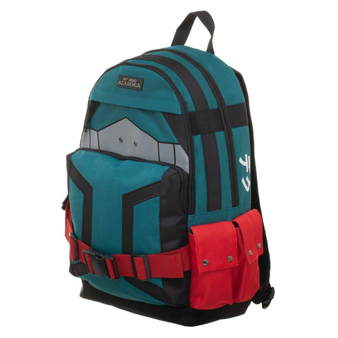 My Hero Academia Deku Suit-Up Backpack