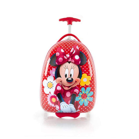 Heys Disney Minnie Mouse Kids Luggage [Red - Minnie Bow-tique]