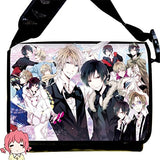 YOYOSHome Durarara!! Anime Izaya Orihara Cosplay Backpack Messenger Bag Shoulder Bag