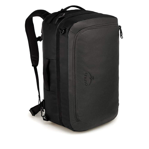 Osprey Packs Transporter Carry On Luggage, Black