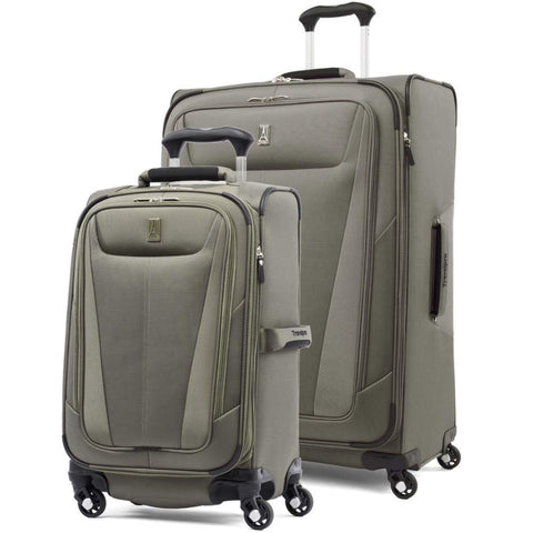 "Travelpro Maxlite 5 Expandable Spinner (Slate Green, 2-piece Set(21"",29""))"