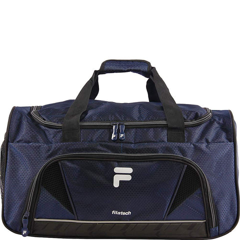 Fila Comet Small Sports Duffel Bag, Navy, One Size