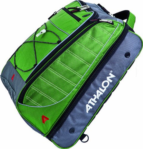 Athalon Luggage The Glider-21 Inch Carry-On Duffel Backpack, Grass Green, One Size