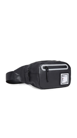 Fila Men's Riley Fanny Pack, Black, One Size