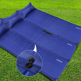 G4Free Self Inflating Camping Sleeping Pad for Backpacking Lightweight Compact Camping Matress