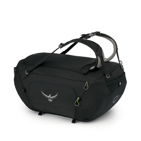 Osprey Packs Bigkit Duffel Bag, Anthracite Black, One Size