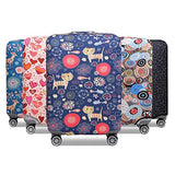 Tdc Elastic Luggage Cover Luggage Suitcase Cover Super Lightweight Luggage Protector