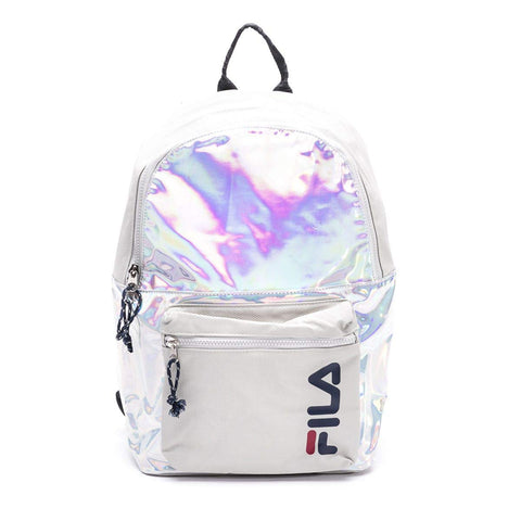 Luxury Fashion | Fila Womens 685097A413 White Backpack | Fall Winter 19