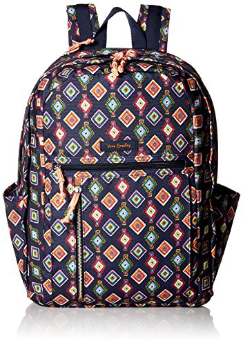 Shop Vera Bradley Women S Lighten Up Printed Grand Backpack c29508422c45b