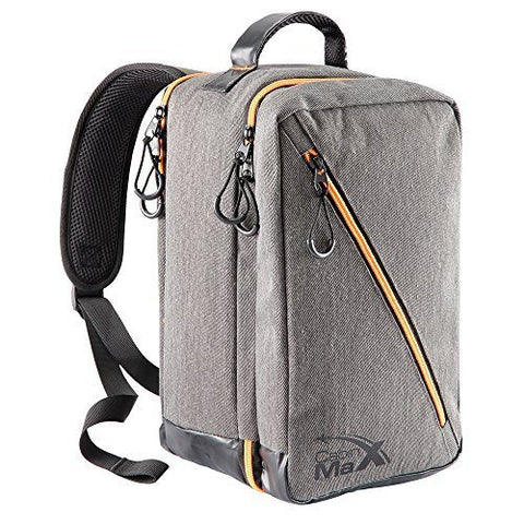 Oxford Stowaway Mini Backpack - 8x14x7 - Perfect Cabin Luggage for Travel Accessories and as a