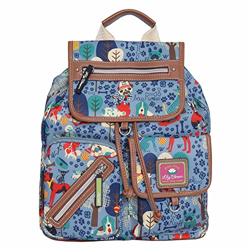 Amazon.com: Lily Bloom Riley Multi-Purpose Backpack (PANDA POP): Shoes