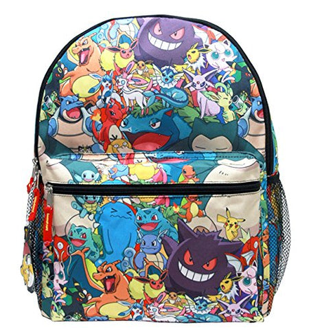 Pokemon Large Backpack #85834