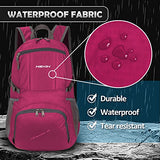 35L - The Most Durable Lightweight Packable Backpack Water Resistant Travel Hiking Daypack for