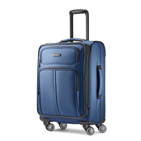 Samsonite Leverage Lte Spinner 20 Carry-On Luggage, Poseidon Blue