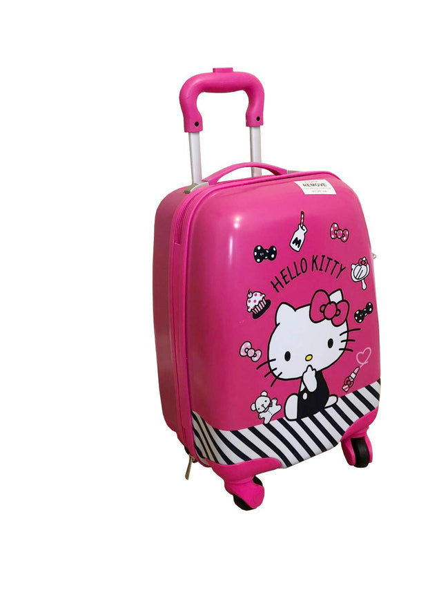 Hello Kitty Carry-on Rolling Case Japan Limited Edition 16""