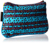 Laurel Burch Cosmetic Bag Set, Feline Clan, 3-Pack
