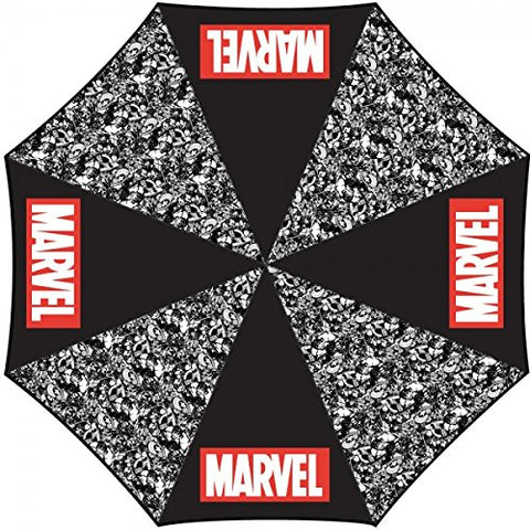 Marvel Comics Avengers Sublimated Panel Compact Umbrella