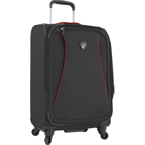 "Heys America Helix Collection Expandable 21"" Spinner Black"
