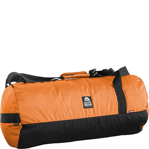 Granite Gear 24 Inch Tube Duffel (Tiger/Black)