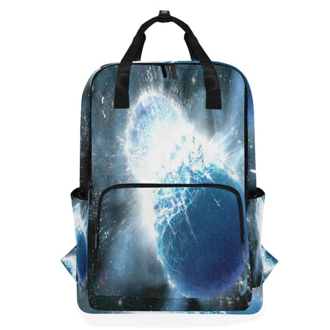 Backpack Star Collision Laptop Bag 14 Inch Lightweight for Men/Women
