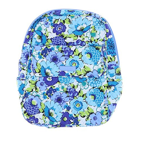 Vera Bradley Backpack (Blueberry Blooms)