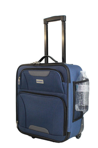 Boardingblue Airlines Personal Item Under Seat Basic Luggage for Frontier, Spirit Airlines