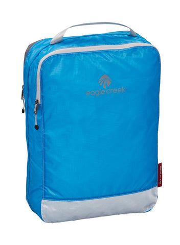 Eagle Creek Pack-It Specter Clean/Dirty Split Cube Packing Organizer, Brilliant Blue (M)