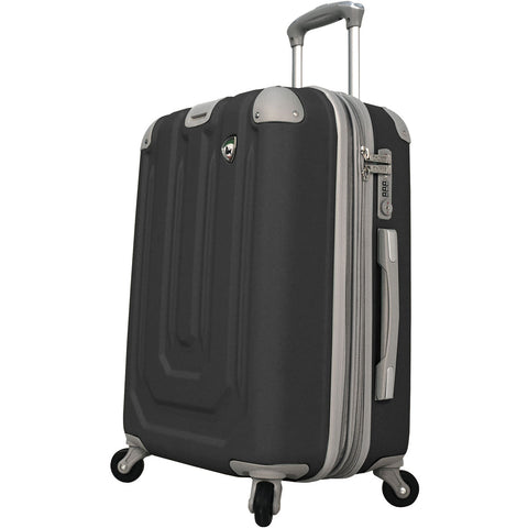 Mia Toro Pastello Hardside Spinner Carry On