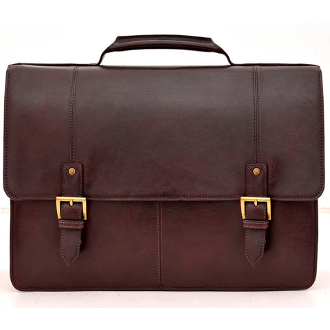 Hidesign Charles 17in Briefcase