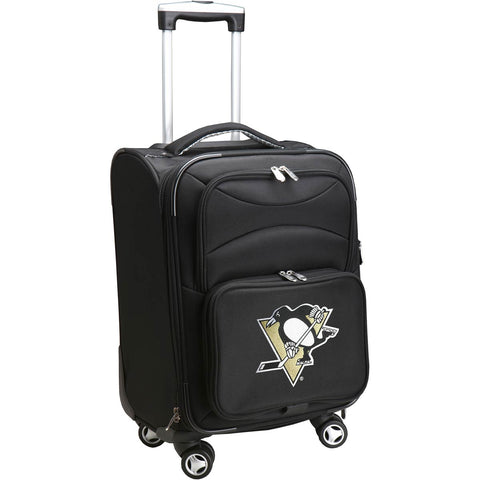 Mojo Sports Luggage 22in 8 Wheel Spinner Carry On L202