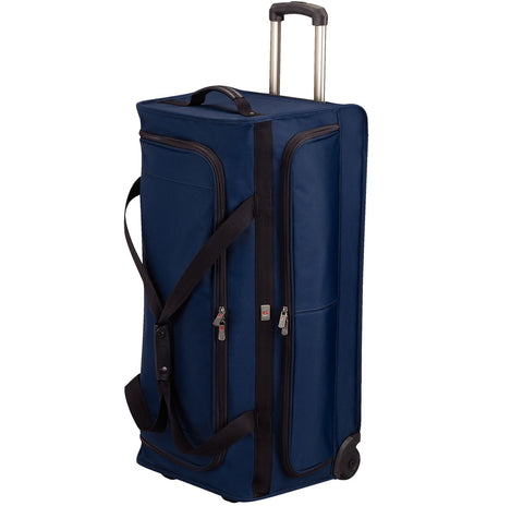 Victorinox NXT 5.0 30in Collapsible Wheeled Duffel 313404 Navy