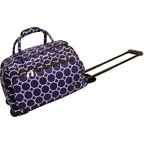 Jenni Chan Aria Park Ave Soft Carry All Duffel