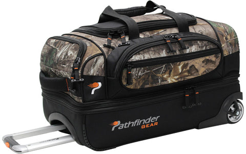 Pathfinder Gear-Up Realtree X-tra 22in Drop Bottom Duffel