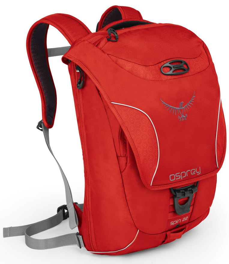 Osprey Packs Spin 22 Daypack (Spring 2016 Model) , Hophead Red