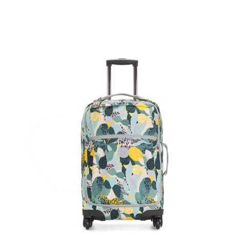 Kipling Unisex-Adult's Darcey Carry-On Wheeled Luggage, urban Jungle